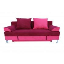 Розово-бордовый
