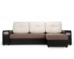 Угловой диван Эдинбург с оттоманкой