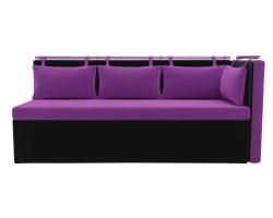 Кухонный диван Метро Правый