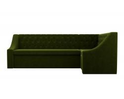 Кухонный угловой диван Мерлин Правый