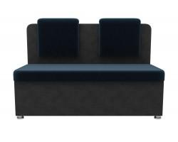 Кухонный прямой диван Маккон 2-х местный
